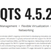 QNAPのOS QTS4.5.2がリリース